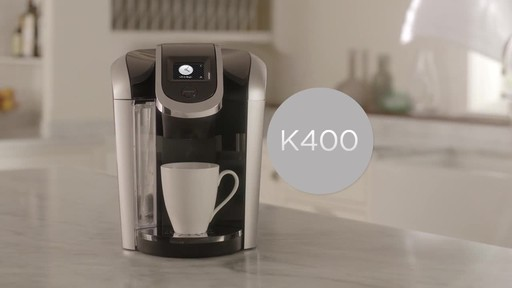 Keurig Coffee Maker At Canadian Tire : Introducing Keurig 2.0 K400 English Canadian Tire