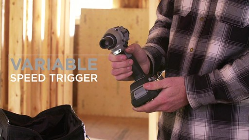 MAXIMUM 20V Brushless 1/2-in Impact Wrench - image 4 from the video