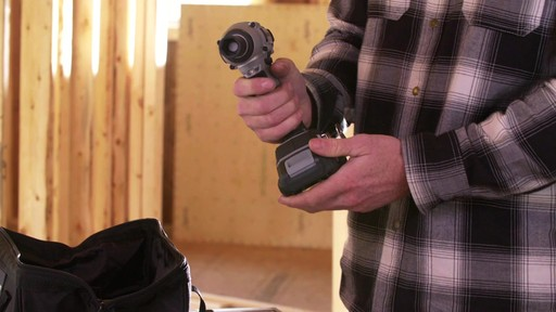 MAXIMUM 20V Brushless 1/2-in Impact Wrench - image 6 from the video
