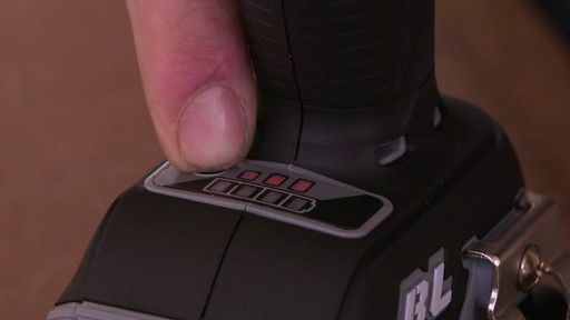 MAXIMUM 20V Brushless 1/2-in Impact Wrench - image 7 from the video