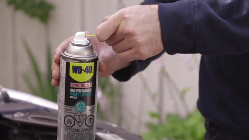 WD-40 Specialist High Performance White Lithium Grease - image 2 from the video