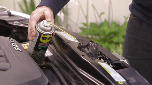 WD-40 Specialist High Performance White Lithium Grease - image 6 from the video