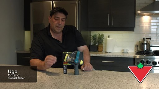 Yardworks Fireman 10 Pattern Nozzle- Ugo's Testimonial - image 1 from the video