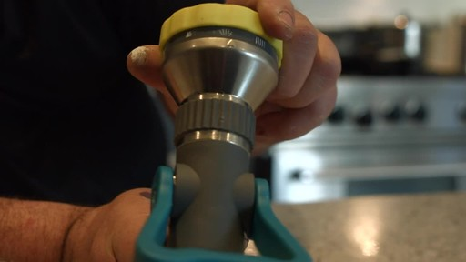 Yardworks Fireman 10 Pattern Nozzle- Ugo's Testimonial - image 4 from the video