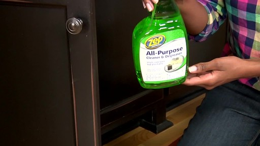 Zep Commercial All Purpose Cleaner - image 1 from the video