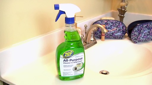 Zep Commercial All Purpose Cleaner - image 10 from the video