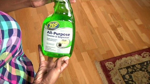 Zep Commercial All Purpose Cleaner - image 2 from the video