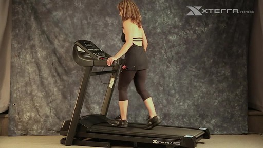 Xterra XT900T Treadmill - image 2 from the video