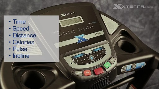 Xterra XT900T Treadmill - image 8 from the video