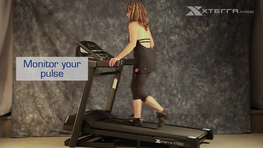 Xterra XT900T Treadmill - image 9 from the video