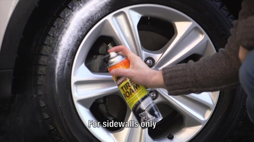Armor All Tire Foam - image 3 from the video