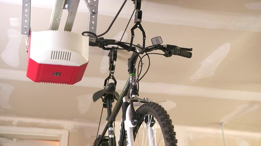 Mastercraft Ceiling Bicycle Lift - image 2 from the video