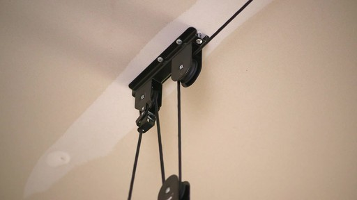 Mastercraft Ceiling Bicycle Lift - image 5 from the video