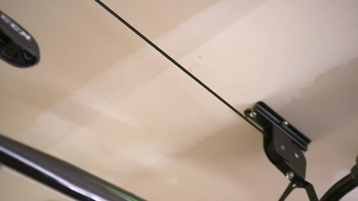 Mastercraft Ceiling Bicycle Lift - image 6 from the video