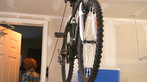 Mastercraft Ceiling Bicycle Lift - image 8 from the video
