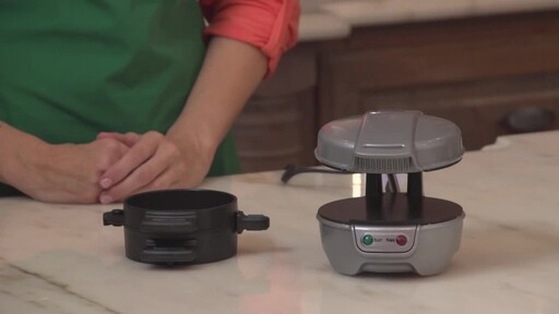 Hamilton Beach Breakfast Sandwich Maker - image 9 from the video