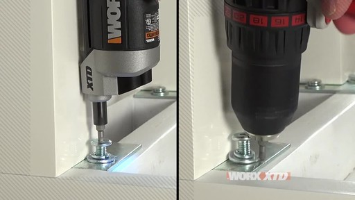 Worx XTD Reach 4V Screwdriver - image 6 from the video