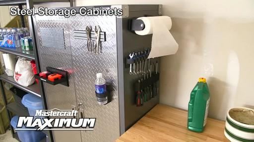 Ctmastercraft Maximum Cabinet 187 Storage Amp Organization