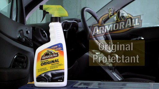 Armor All® Original Protectant - image 10 from the video