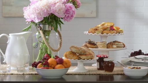 Monika Hibbs on how to style a dining table - image 3 from the video