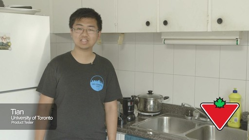 Magic Bullet Single Shot Blender - Tian-Yuan's Testimonial - image 1 from the video