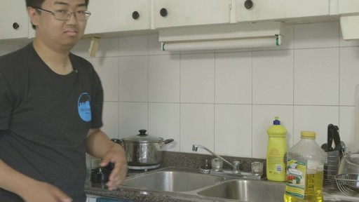 Magic Bullet Single Shot Blender - Tian-Yuan's Testimonial - image 10 from the video