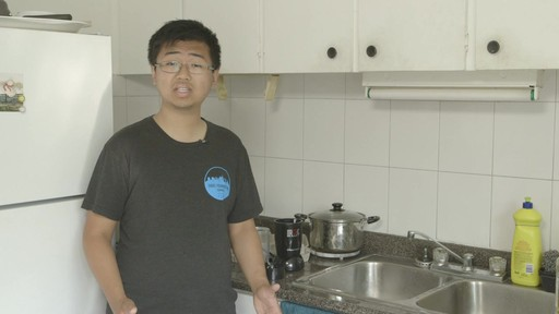 Magic Bullet Single Shot Blender - Tian-Yuan's Testimonial - image 3 from the video