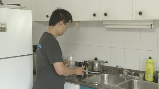 Magic Bullet Single Shot Blender - Tian-Yuan's Testimonial - image 5 from the video