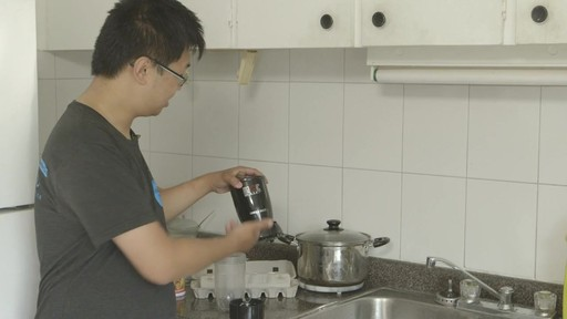 Magic Bullet Single Shot Blender - Tian-Yuan's Testimonial - image 6 from the video