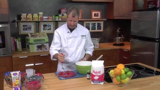 Crushing Fruit - Bernardin - image 3 from the video