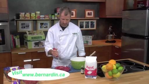 Crushing Fruit - Bernardin - image 6 from the video