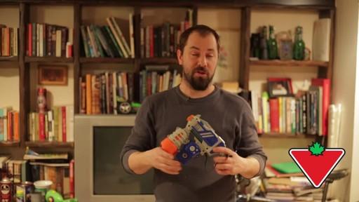 Fuze Water Blaster - Jordan's Testimonial - image 10 from the video
