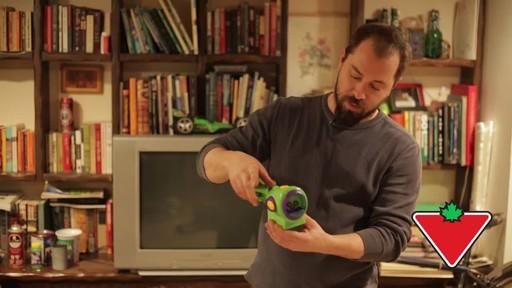 Fuze Water Blaster - Jordan's Testimonial - image 3 from the video