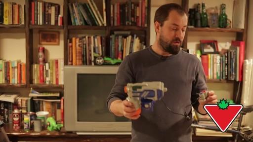 Fuze Water Blaster - Jordan's Testimonial - image 6 from the video