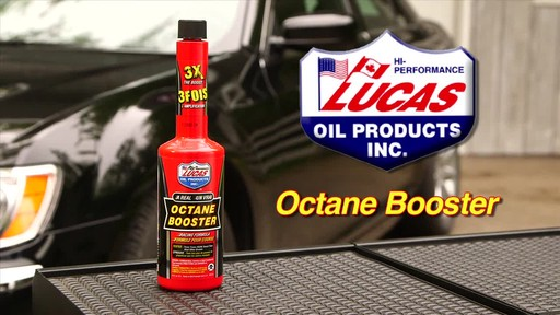 Lucas Octane Boost - image 1 from the video