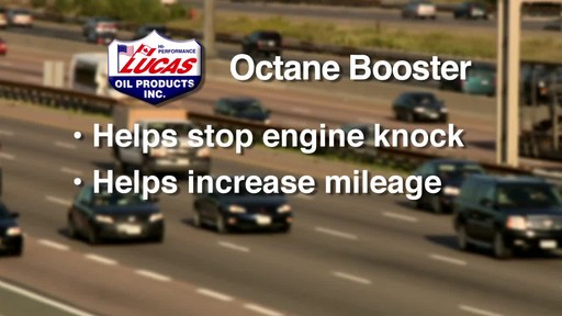 Lucas Octane Boost - image 7 from the video