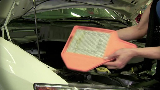 Air Filters Basics - image 3 from the video