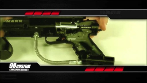 Tippmann 98 Power Pack - image 5 from the video