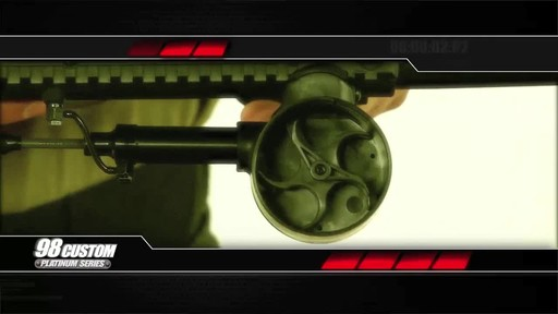 Tippmann 98 Power Pack - image 7 from the video
