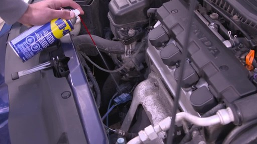 WD-40 Multi-Purpose Lubricant - image 9 from the video