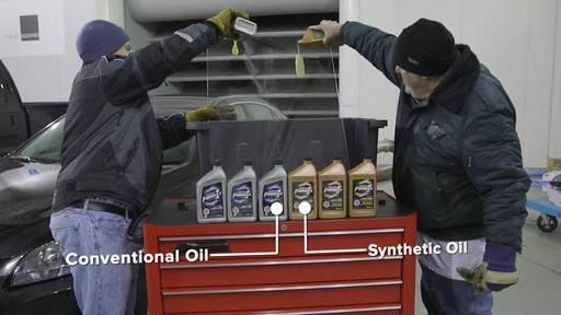 Motomaster Formula 1 Synthetic Engine Oil  - Robert's Testimonial - image 2 from the video