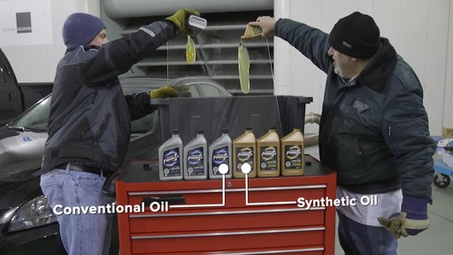 Motomaster Formula 1 Synthetic Engine Oil  - Robert's Testimonial - image 3 from the video