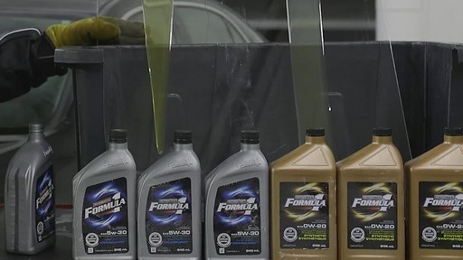 Motomaster Formula 1 Synthetic Engine Oil  - Robert's Testimonial - image 6 from the video