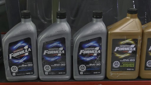 Motomaster Formula 1 Synthetic Engine Oil  - Robert's Testimonial - image 7 from the video