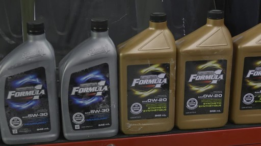 Motomaster Formula 1 Synthetic Engine Oil  - Robert's Testimonial - image 8 from the video