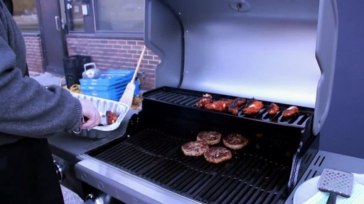 Coleman Revolution BBQ- Customer Testimonial - image 2 from the video