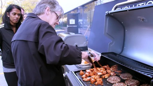 Coleman Revolution BBQ- Customer Testimonial - image 4 from the video