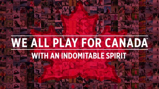 Playreel – Indomitable Spirit (We All Play for Canada) - image 1 from the video