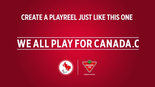 Playreel – Indomitable Spirit (We All Play for Canada) - image 10 from the video