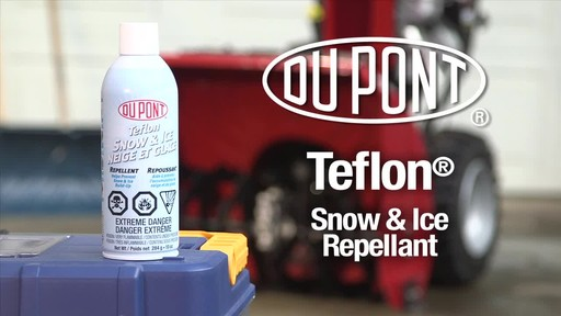 Dupont Snow and Ice Repellant - image 10 from the video